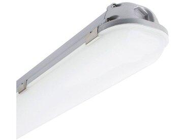 Réglette Étanche LED Intégré Aluminium 1500mm 70W Blanc Neutre 4000K - 4500K