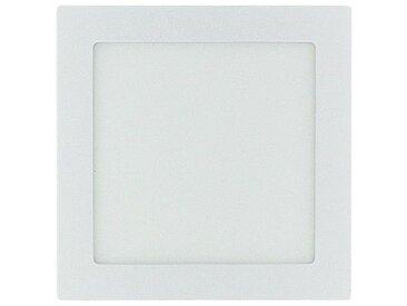 Plafonnier Led 18W (160W) encastrable 225x225 Blanc jour 4000°K