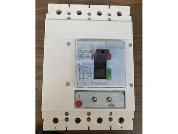 Disjoncteur de puissance 320A 4P 36KA DPX 400 AB version EDF LEGRAND 025594