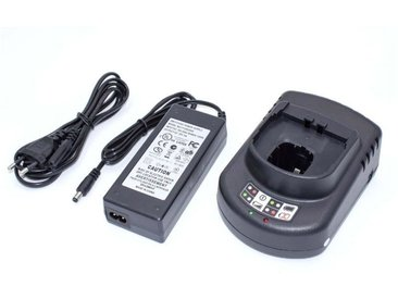 Bloc d'alimentation Chargeur Câble vhbw 220V pour Ryobi BCL14181H comme Ryobi CBI1442D, CDL1441P, CDL1442D, CDL1442P, CDL1442P4, CID1442P