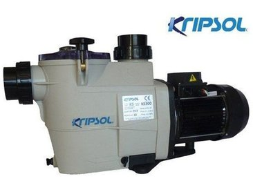 Pompe Kripsol KS - Choix de l'alimentation de la pompe: Monophasé - Choix du débit de la pompe: 15,4 m³/h - 1 CV