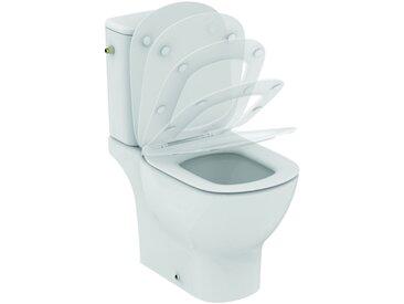 Ideal Standard - pack wc à poser Tesi sortie horizontale t033601