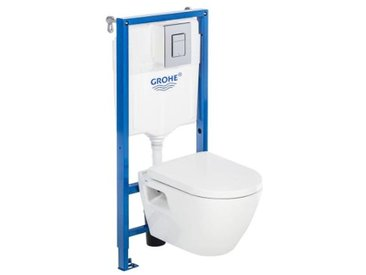 Grohe Pack Bati WC Solido Perfect Compact