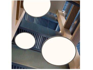 Lampe LED Suspendue Magnus 36W Grise Blanc Neutre 5000K - Blanc Neutre 5000K