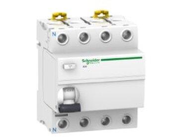 ProDis iID K interrupteur différentiel PdC 4,5kA 4P 40A type AC 30mA - A9R55440