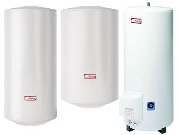 Chauffe eau électrique blindé - Monophasé - 200 l - Puissance : 2200 W - Horiz. Raccord. Dessous - Ø 505 mm - H. 1510 mm