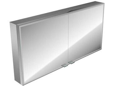 Emco asis prestige armoire de toilette lumineuse, modèle apparent, 1287mm, Exécution: sans Bluetooth - 989706014