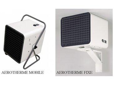Aerotherme Mobile/Fixe + Fixation 15000/10000W