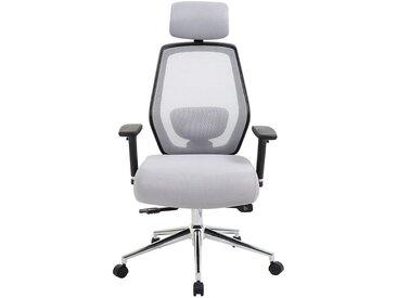 Chaise pivotante de bureau Ergo-Task - ergonomique - Coloris habillage: Gris