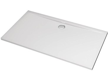 Ideal Standard - Receveur douche antidérapant Extra-plat Ultra Flat, 140 x 80