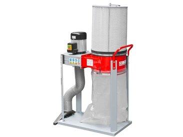 Aspirateur Poussiere Extracteur Copeaux Bois 230V 1000W Holzmann Abs1500Ff