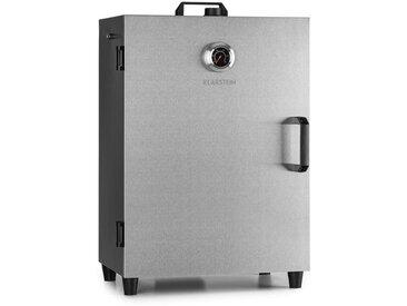 Klarstein Flintstone Steel Fumoir électrique 1600W thermomètre intégré inox