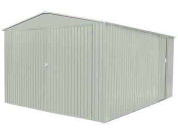 Abri de jardin métal 19,57 m2. + kit d'ancrage inclus