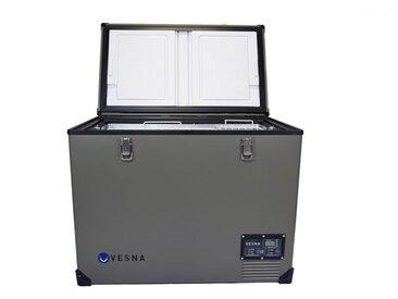 VESNA STEEL Glacière congélateur portable électrique à compression 100L