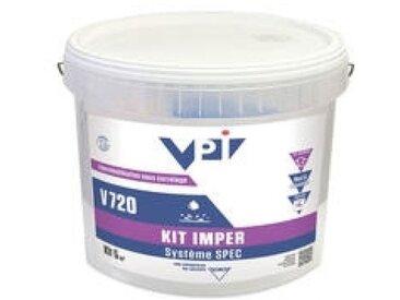 Kit d'imperméabilisation 5m² sous carrelage pour locaux humides - VPI