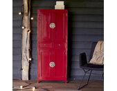 Armoire en bois d'acajou rouge 150 Yuki