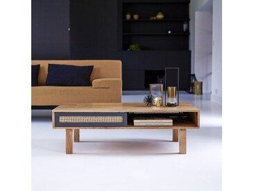 Table basse en bois de manguier 115x60 Rafael