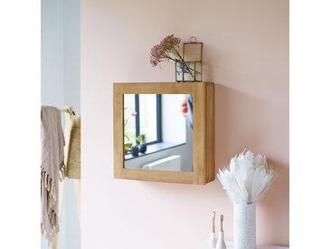 Armoire de toilette en bois de teck 43 Jill
