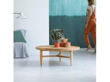 Table basse en bois de teck 90 Milla