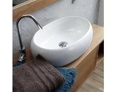 Vasque salle de bain en terrazzo Orion