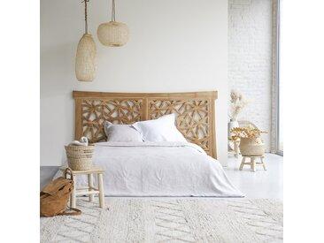Tête de lit en bois de teck 210 Gentong