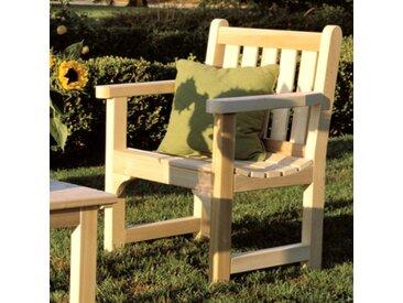 Fauteuil de jardin en cèdre