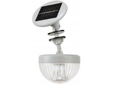 Lampe solaire à LED blanches pour abris de jardin