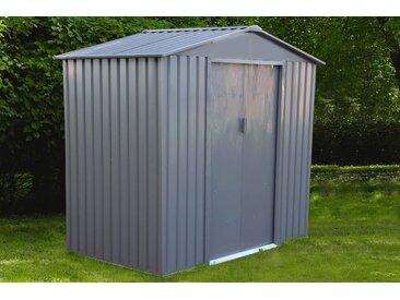 Abri en métal - 2,7 m²