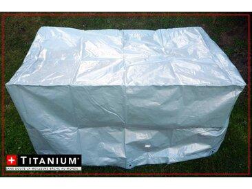 Housse de protection indéchirable pour barbecue TITANIUM® - 125 x 70 x 70 cm