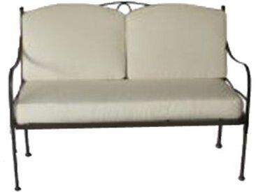 Canapé en acier deux places KULMA