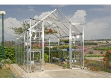 Serre polycarbonate LUXE 88 - 6,3m²