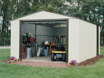 Garage en métal GA1217