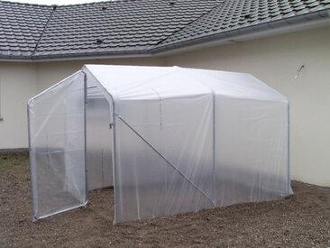 Serre de jardin NOTUS 1 porte - 4.5 x 2 m