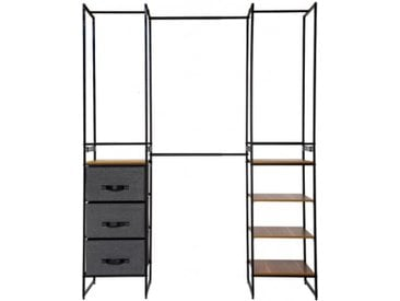 Armoire dressing modulable extensible 180 cm 5Five