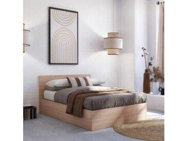Lit Coffre Design Wilda - Rangements - Camif