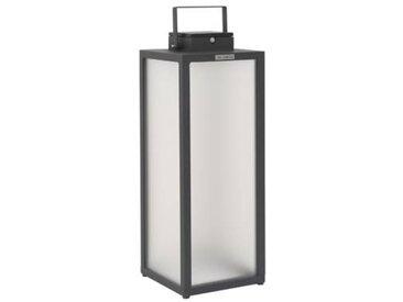 Lampe solaire TRADITION aluminium 300 lumens SEL LES JARDINS - Camif