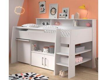 Lit Panda pour Enfant - Chambre Enfant - Made in France - Camif