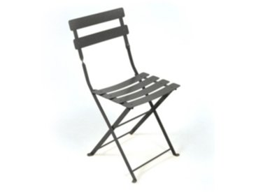 Lot de 2 Chaises pour enfants FERMOB Bistro Tom Pouce - Camif