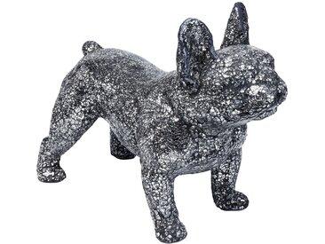 Déco chien mosaïque 22cm Kare Design