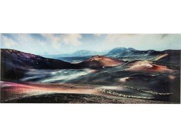 Tableau en verre Death Valley 70x180cm Kare Design