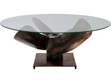 Table basse Hélice 90cm Kare Design