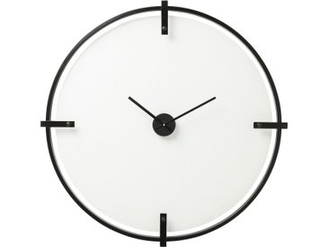 Horloge murale Visible Time 91cm Kare Design