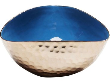 Coupe Battellino bleue 12cm Kare Design