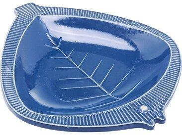 Coupe Poisson bleu 34x29cm Kare Design