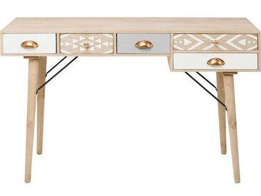 Bureau Oase 5 tiroirs Kare Design