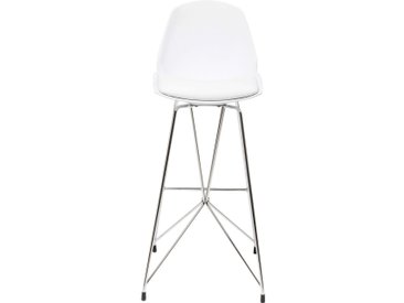 Tabouret de bar Wire blanc Kare Design