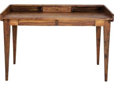 Bureau en bois secrétaire Authentico 118x70cm Kare Design