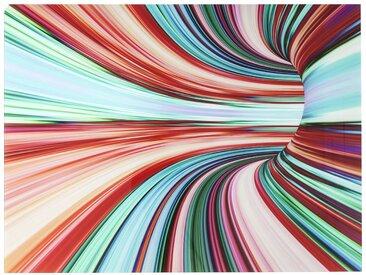 Tableau en verre Colorful Intoxication 120x160cm Kare Design