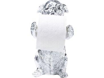 Dérouleur papier Mops chrome Kare Design