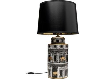Lampe de table temple singes Kare Design